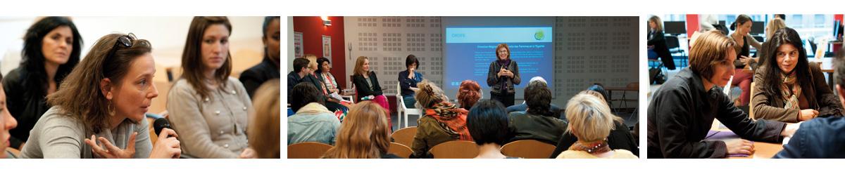 Bandeau 2014 - Journées de l'Entrepreneuriat Féminin